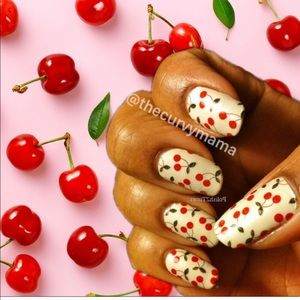 2/$20 incoco nails cherry on top retired manicure